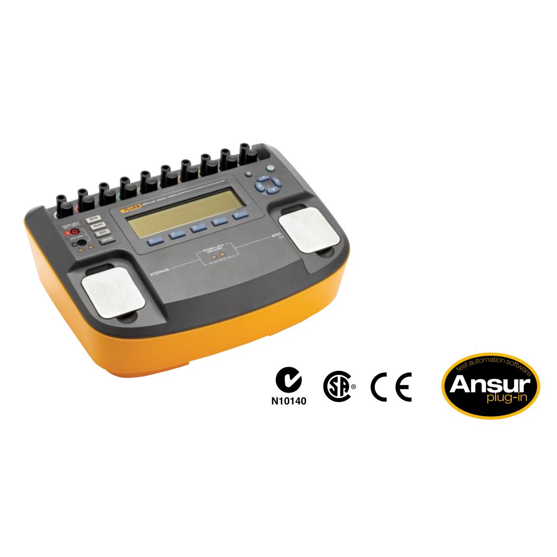 Impulse 6000D/7000DP除颤器/经皮起搏器分析仪